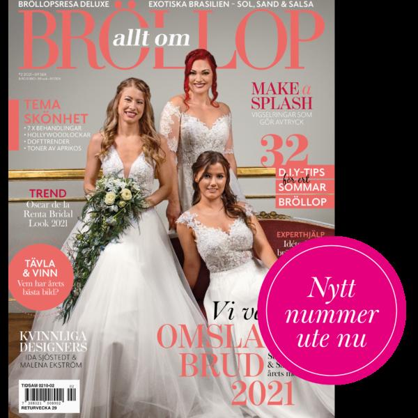 Allt om Bröllop nr 2-2021
